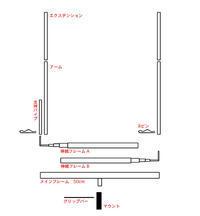 2018/06/07本郷式フラッグフレームの改良点 - shindoのブログ