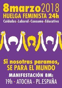 女のストから女性多数内閣へ:スペイン - FEM-NEWS