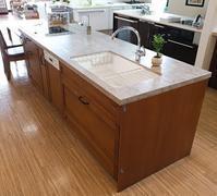 憧れがつまったキッチン - まるぜん住宅設備ブログ「いつも前むき」