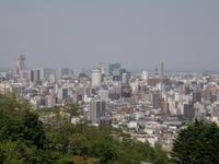 旭山記念公園 - あいのひとりごと