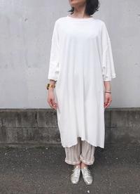Olta design garments オーバーサイズT-シャツワンピース - suifu