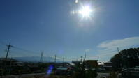 猛暑日 - 空の旅人