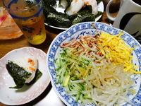 初めての冷麺 - おやぢの絵日記(仮)