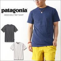 patagonia [パタゴニア正規代理店] MEN'S DAILY TEE T-SHIRT [52440] メンズ・デイリー・ティー・コットン・Tシャツ MEN'S - refalt   ...   kamp temps