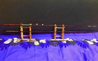 2018年の和竿作り⑯ ハゼ釣り用中通し竿Ⅴ  「横十」完成‼︎ - 東京湾奥釣り Level1