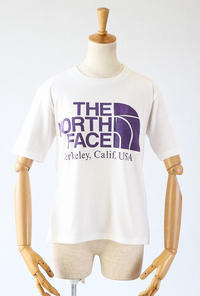 THE NORTH FACE PURPLE LABELのH/S Logo Pocket Tee - jasminjasminのストックルーム