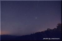 中山峠で星景写真 - 北海道photo一撮り旅