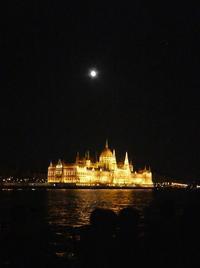 中欧の旅③ブダペストの夜景 - そらいろのパレット
