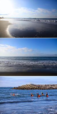 2018/06/08(FRI) 蒸し暑い青空の海で......。 - SURF RESEARCH
