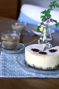 チーズのムースケーキ - KICHI,KITCHEN 2