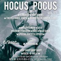 明日9日、土曜日足利HOCUS POCUSブース出店の為、長岡の実店舗営業は2時までとなります。 - ROCK-A-HULA Vintage Clothing Blog