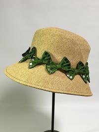 リボンが12個 - 帽子工房 布布