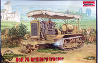 Holt75砲兵牽引トラクター他入荷案内 - マルタカヤ模型