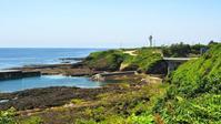 沢崎鼻灯台・・・佐渡島を北から南へ縦断・・・2018佐渡紀行(5) - 『私のデジタル写真眼』