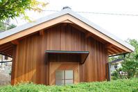 破風/児島の小さなアトリエ/Tiny Atelier/倉敷 - 建築事務所は日々考える