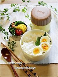 カレーライス弁当とオカベの麺♪ - ☆Happy time☆