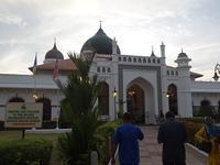 カピタン・クリン・モスクでのイフタール - kimcafeのB級グルメ旅