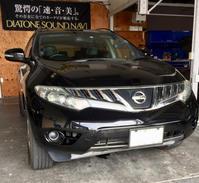 日産ムラーノTNZ51|外部アンプはそのままでHERTZ DSPを追加取付 - 静岡県静岡市カーオーディオ専門店のブログ