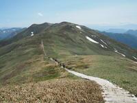 180602 平標山と仙ノ倉山 - 100日記