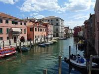 町中の運河 (Canale) - エミリアからの便り