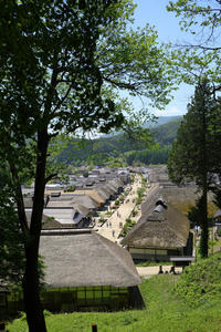 「大内宿」 と「さざえ堂(円通三匝堂)」に行ってきた。 - 「tamawakaba.net」に移転しました。