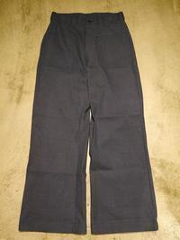 "1960's "" U.S.Navy"" DENIM SAILOR PANTS!! - BAYSON BLOG"