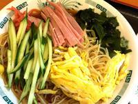 黒酢しょうゆ冷し麺【茅ヶ崎日高屋】 - ぶらり湘南