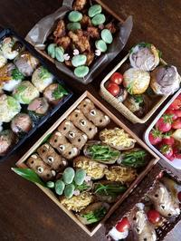 姪っ子2号の運動会のお弁当 - おいしいdiary☆