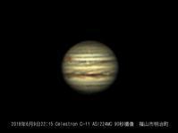 木星(カラー) - 天体写真投稿