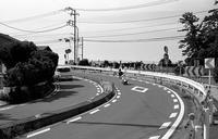 海沿いの道 - そぞろ歩きの記憶