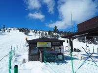 2018.02.26 渋峠スキー場 - ジムニーとカプチーノ(A4とスカルペル)で旅に出よう