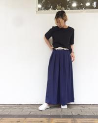 """""""Black & Navy"""" - 「NoT kyomachi」はレディース専門のアメリカ古着の店です。アメリカで直接買い付けたvintage 古着やレギュラー古着、Antique、コーディネート等を紹介していきます。"""