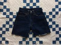 50's Levi's 504ZXX cut off shorts - BUTTON UP clothing