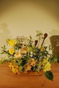 レッスンの作品たち - 花と暮らす店 木花 Mocca