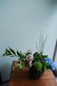 フラワーレッスン5月のご報告 - 花と暮らす店 木花 Mocca