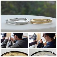 工房オリジナルの結婚指輪セミオーダー 岡山 - 工房Noritake