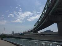 梅雨の晴れ間をぬってまで - あすに架けるメシ ~Bridge to a brand-new day