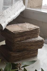 襤褸で作る紙の博物館 - アルルの図書館* 旅する古道具屋