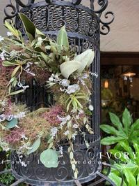 『〜IVORY 6月の花教室  開催です~♬』 -  Flower and cafe 花空間 ivory (アイボリー)