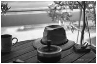 hat - BobのCamera