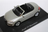 1/64 Kyosho AUDI CHINA Dealer TT Roadster - 1/87 SCHUCO & 1/64 KYOSHO ミニカーコレクション byまさーる