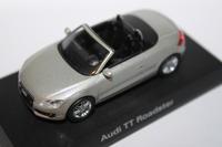 1/64 Kyosho AUDI CHINA Dealer TT Roadster - 1/87 SCHUCO & 1/64 KYOSHO ミニカーコレクション byまさーる
