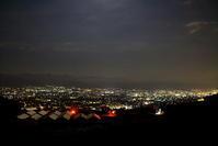 30年6月の富士 番外編 笛吹フルーツ公園の夜景 - 富士への散歩道 ~撮影記~