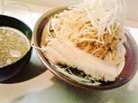 京都市 ピリ辛つけ麺♪ 極太清流らーめん - 転勤日記