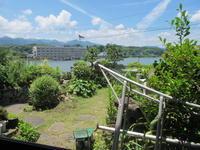 若鮎を食べに日田へ - 皿倉山の見える家