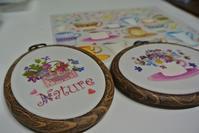 押し花で作る可愛い小物 - アトリエ・アキ