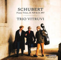 "♪605 Trio Vitruvi  "" Schubert: Piano Trios, D. 929 & D. 897 ""  Spotify 2018年6月11日 - 侘び寂び"