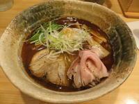 焼きあご塩らー麺たかはし 銀座店   ☆☆☆★ - 銀座、築地の食べ歩き