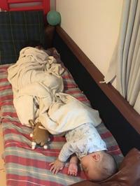 2歳11ヶ月7日と生後8ヶ月17日 - こんな私のはじめての妊娠・出産…そして子育て真っ最中