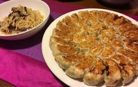 手作り餃子 - bluecheese in Hakuba & NZ:白馬とNZでの暮らし